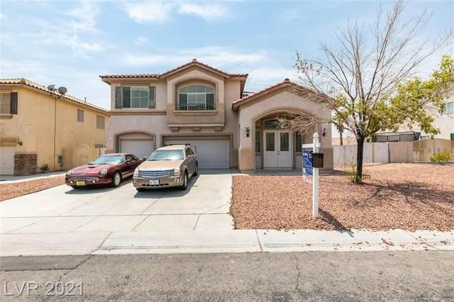 1143 Sterling Peak Street, Las Vegas, NV 89110 (MLS #2306231) :: Kypreos Team