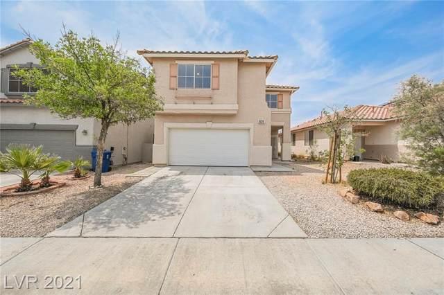 8829 Kingswood Drive, Las Vegas, NV 89147 (MLS #2306233) :: Jeffrey Sabel