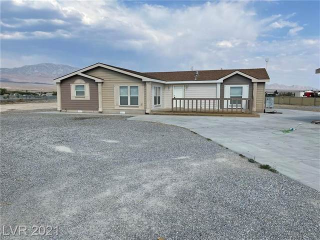 5161 Ranch Vista Street, Pahrump, NV 89060 (MLS #2306258) :: DT Real Estate