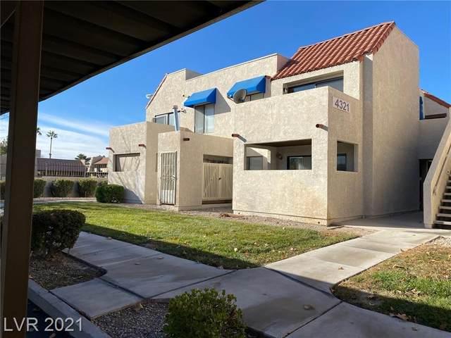 4321 Gannet Circle #197, Las Vegas, NV 89103 (MLS #2306260) :: Kypreos Team