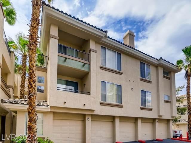 7119 S Durango Drive #203, Las Vegas, NV 89113 (MLS #2306263) :: Lindstrom Radcliffe Group