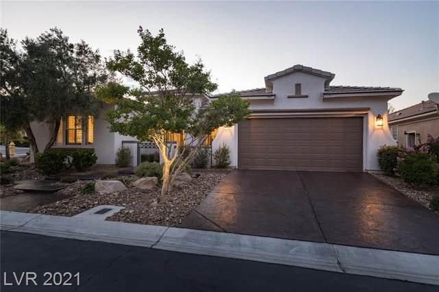 10234 Docile Court, Las Vegas, NV 89135 (MLS #2306264) :: Galindo Group Real Estate