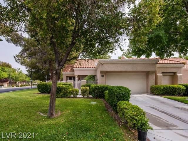8620 Millsboro Drive, Las Vegas, NV 89134 (MLS #2306269) :: Signature Real Estate Group