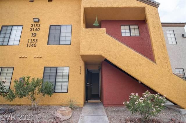 2700 N Rainbow Boulevard #1137, Las Vegas, NV 89108 (MLS #2306275) :: Vestuto Realty Group