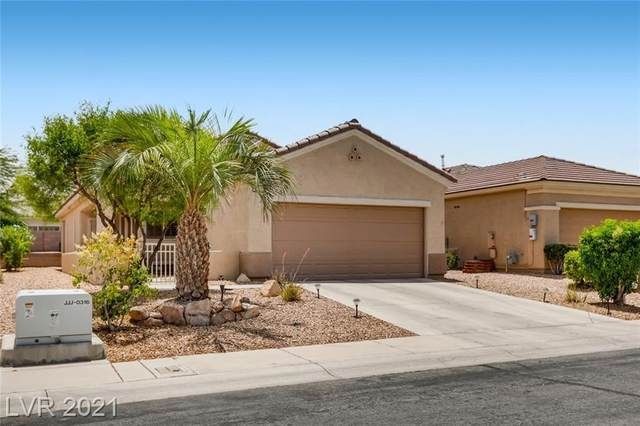 2523 Libretto Avenue, Henderson, NV 89052 (MLS #2306276) :: Lindstrom Radcliffe Group