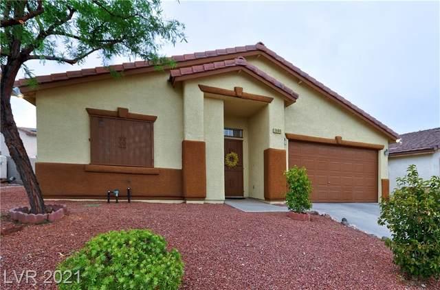 3960 Timberlake Drive, Las Vegas, NV 89115 (MLS #2306277) :: Kypreos Team