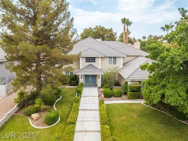 2803 La Mesa Drive, Henderson, NV 89014 (MLS #2306284) :: Galindo Group Real Estate