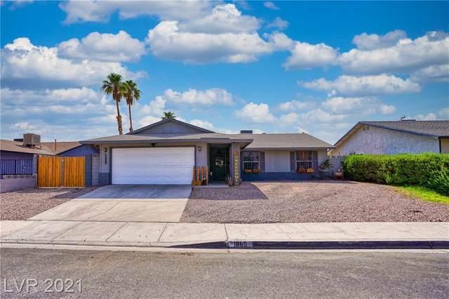 1865 Ludington Avenue, Las Vegas, NV 89156 (MLS #2306285) :: Kypreos Team