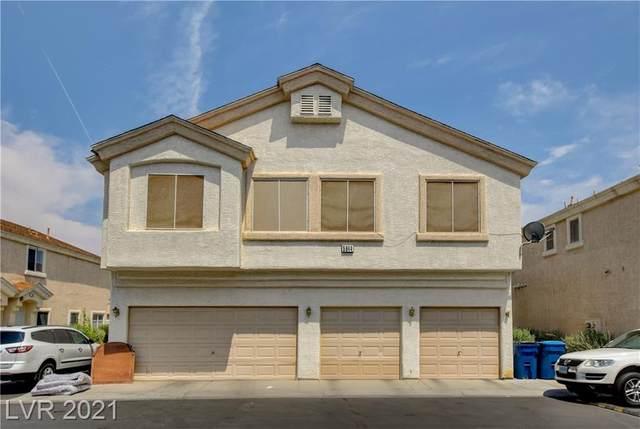 5944 Trickling Descent Street #102, Henderson, NV 89011 (MLS #2306291) :: Signature Real Estate Group