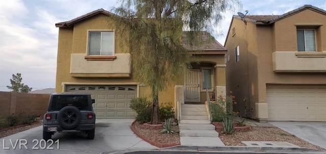 3944 Gray Aster Drive, Las Vegas, NV 89122 (MLS #2306292) :: Kypreos Team