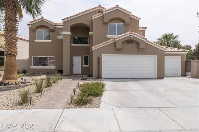 4704 Sun Glory Court, Las Vegas, NV 89130 (MLS #2306312) :: ERA Brokers Consolidated / Sherman Group