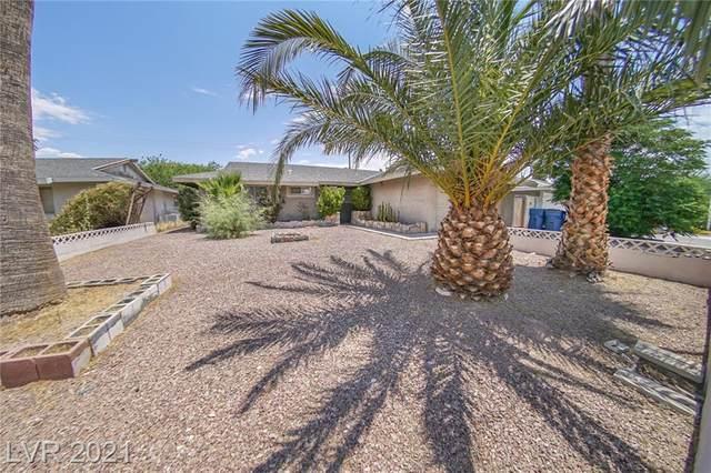 3436 Venice Drive, Las Vegas, NV 89108 (MLS #2306319) :: Custom Fit Real Estate Group
