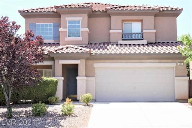 6045 Lamotte Avenue, Las Vegas, NV 89141 (MLS #2306320) :: Hebert Group | Realty One Group