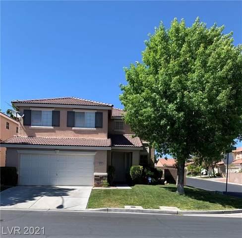 9878 Brook Canyon Drive, Las Vegas, NV 89147 (MLS #2306321) :: Custom Fit Real Estate Group