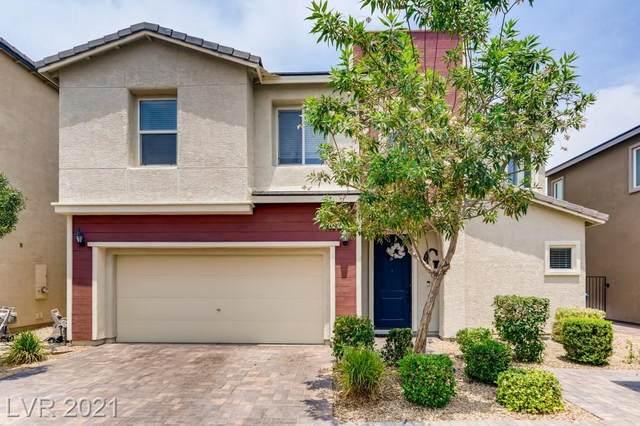 116 Heathrow Lake Avenue, North Las Vegas, NV 89084 (MLS #2306336) :: Galindo Group Real Estate