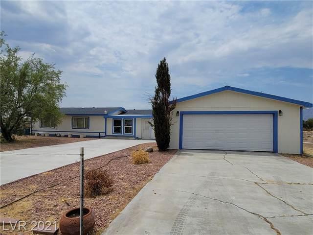 4111 W Hardy Lane, Pahrump, NV 89048 (MLS #2306341) :: DT Real Estate