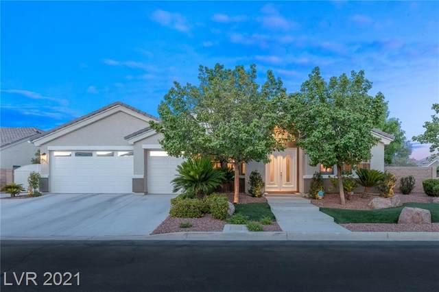 10858 Ravens Cry Street, Las Vegas, NV 89183 (MLS #2306350) :: Custom Fit Real Estate Group