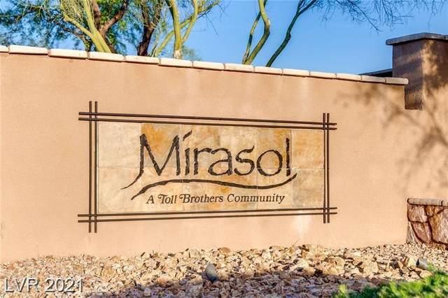 7612 Brisk Ocean Avenue, Las Vegas, NV 89178 (MLS #2306369) :: Signature Real Estate Group