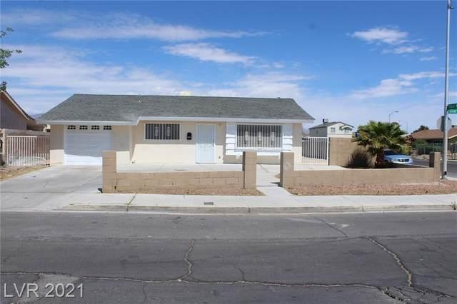 3590 Clear Lake Court, Las Vegas, NV 89115 (MLS #2306371) :: Jeffrey Sabel