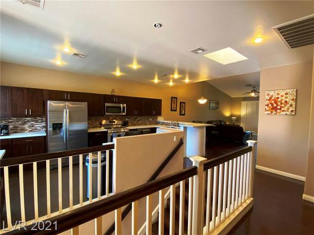 820 Peachy Canyon Circle #203, Las Vegas, NV 89144 (MLS #2306374) :: Hebert Group | Realty One Group