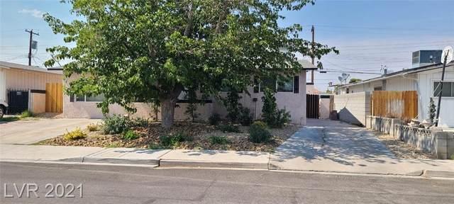 2812 Alcoa Avenue, Las Vegas, NV 89102 (MLS #2306381) :: Custom Fit Real Estate Group