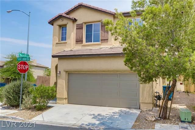 5044 Golden Antelope Way, Las Vegas, NV 89139 (MLS #2306394) :: Hebert Group | Realty One Group