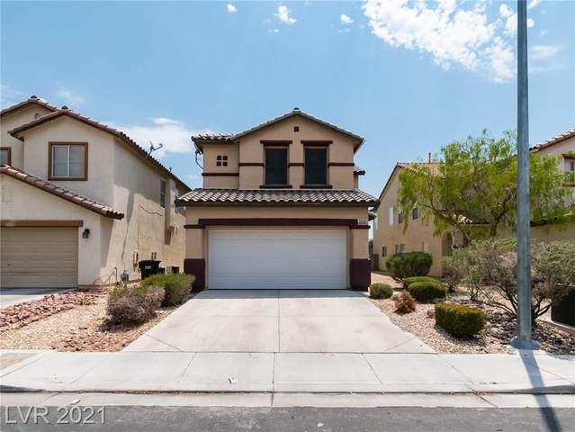 5630 Thunder Spirit Street, Las Vegas, NV 89148 (MLS #2306397) :: ERA Brokers Consolidated / Sherman Group