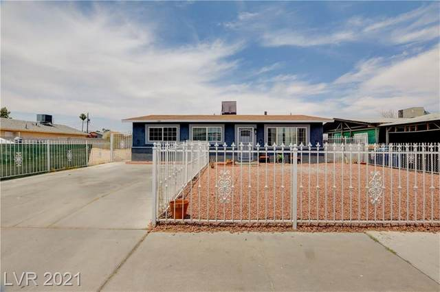 1364 W Bartlett Avenue, Las Vegas, NV 89106 (MLS #2306411) :: Galindo Group Real Estate