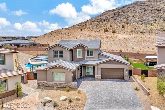11261 Watershed Court, Las Vegas, NV 89138 (MLS #2306417) :: Signature Real Estate Group