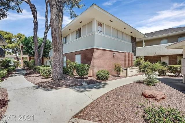 746 Oakmont Avenue #707, Las Vegas, NV 89109 (MLS #2306424) :: DT Real Estate