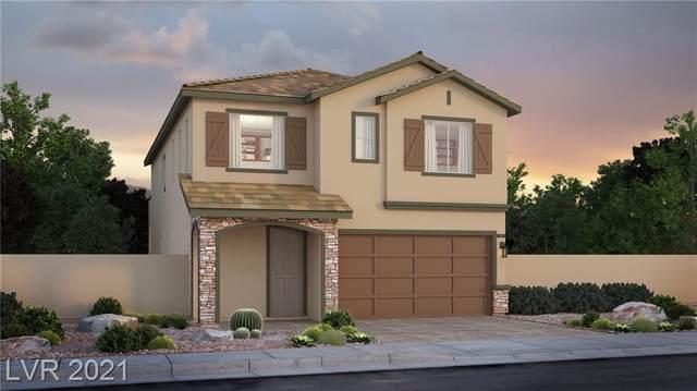 2964 Gunnery Forge Street, Las Vegas, NV 89156 (MLS #2306430) :: Kypreos Team