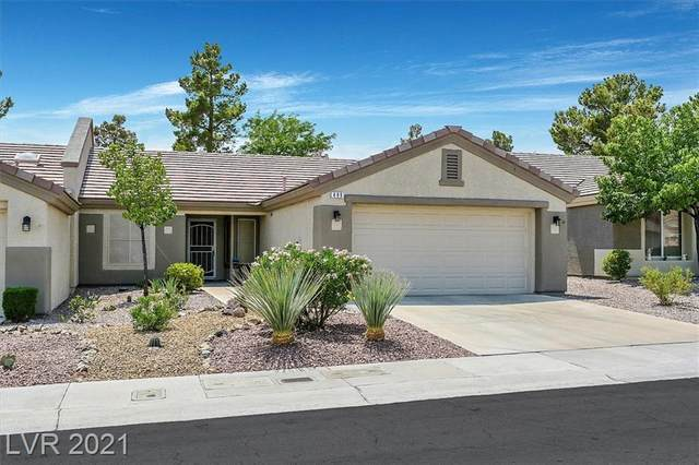 489 Dart Brook Place, Henderson, NV 89012 (MLS #2306467) :: DT Real Estate