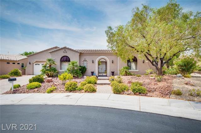 10277 Roma Madre Avenue, Las Vegas, NV 89135 (MLS #2306480) :: Galindo Group Real Estate