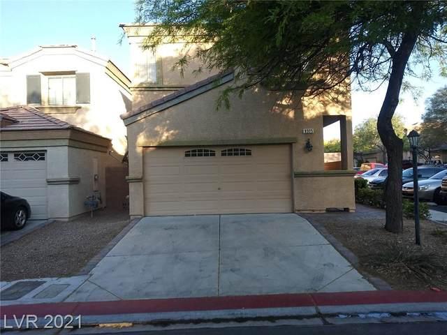 8305 Strawberry Spring Street, Las Vegas, NV 89143 (MLS #2306486) :: Galindo Group Real Estate