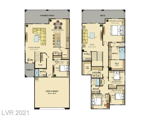 6764 Chargehand Avenue, Las Vegas, NV 89156 (MLS #2306490) :: Kypreos Team