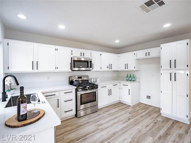 6945 Troubador Drive, Las Vegas, NV 89119 (MLS #2306493) :: Galindo Group Real Estate
