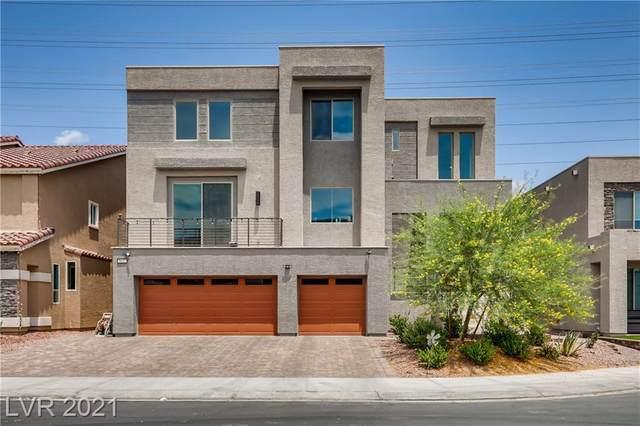 5822 Rockway Glen Avenue, Las Vegas, NV 89141 (MLS #2306500) :: The Chris Binney Group | eXp Realty