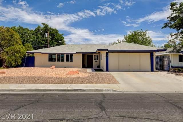 104 Hyacinth Lane, Las Vegas, NV 89107 (MLS #2306511) :: ERA Brokers Consolidated / Sherman Group