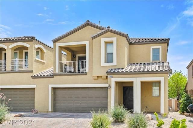 6336 Pageant Street, North Las Vegas, NV 89031 (MLS #2306516) :: Galindo Group Real Estate