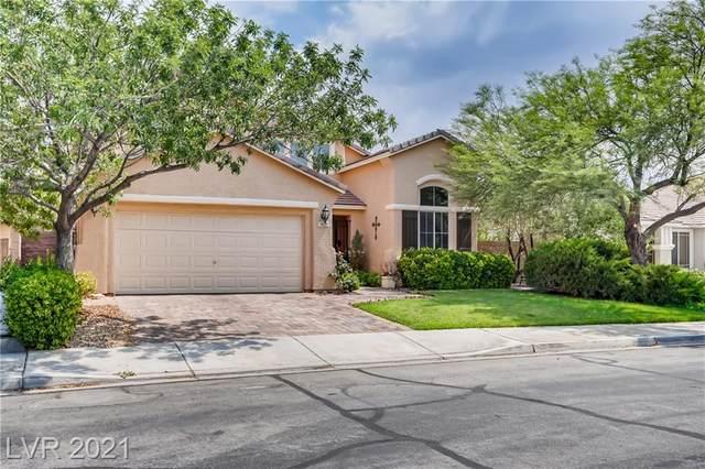 1401 Minuet Street, Henderson, NV 89052 (MLS #2306519) :: Signature Real Estate Group