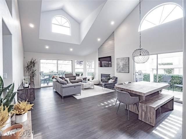 6926 Emerald Springs Lane, Las Vegas, NV 89113 (MLS #2306520) :: Galindo Group Real Estate