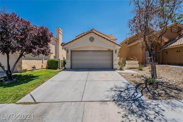 9509 Amber Valley Lane, Las Vegas, NV 89134 (MLS #2306527) :: The Shear Team