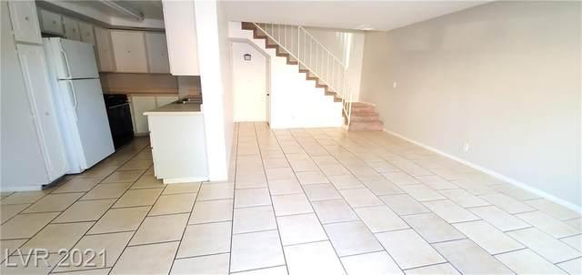 201 Brookside Lane B, Las Vegas, NV 89107 (MLS #2306529) :: DT Real Estate