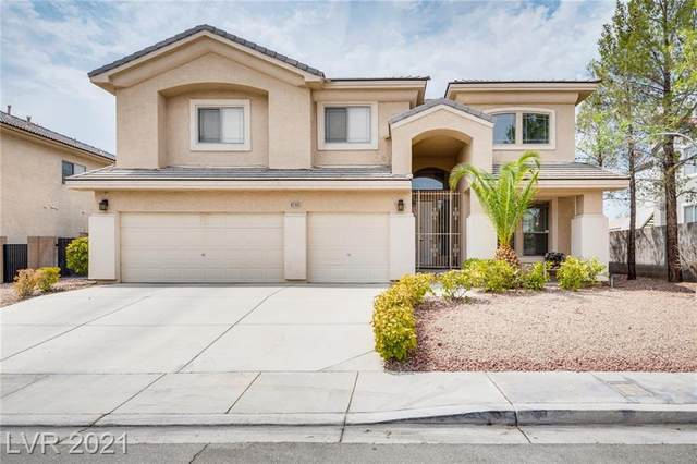 9295 Tisha Renee Avenue, Las Vegas, NV 89147 (MLS #2306540) :: Kypreos Team