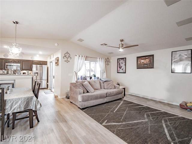 9365 Borough Park Street, Las Vegas, NV 89178 (MLS #2306545) :: Signature Real Estate Group
