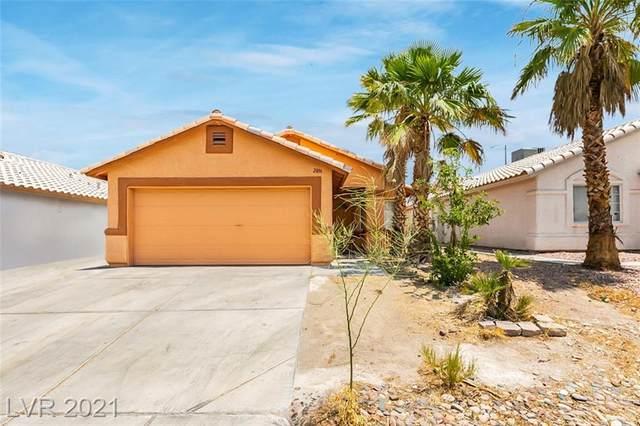 2894 Mount Hope Drive, Las Vegas, NV 89156 (MLS #2306546) :: Lindstrom Radcliffe Group