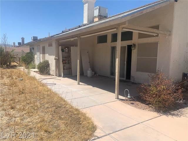 6513 W Hammer Lane, Las Vegas, NV 89130 (MLS #2306560) :: DT Real Estate