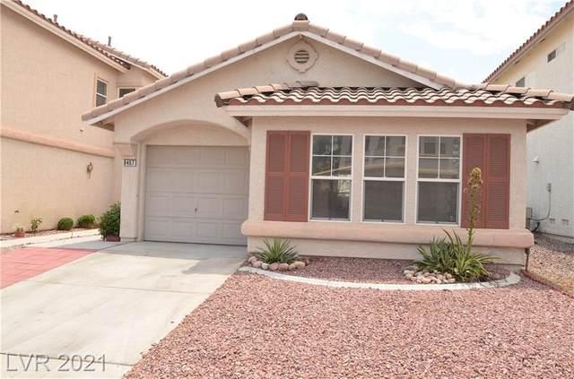 8467 Brillancy Avenue, Las Vegas, NV 89147 (MLS #2306574) :: Kypreos Team