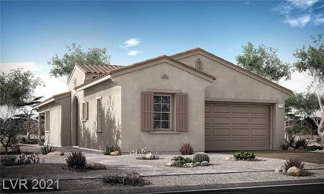 8836 Trotternish Ridge Drive, Las Vegas, NV 89166 (MLS #2306584) :: Galindo Group Real Estate