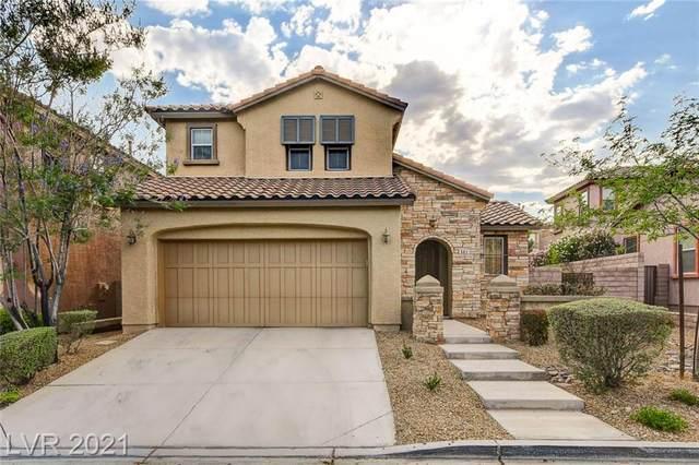 561 Bachelor Button Street, Las Vegas, NV 89138 (MLS #2306594) :: Custom Fit Real Estate Group